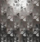 Zwarte wijnstok Stock Afbeeldingen