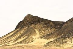 zwarte woestijn Royalty-vrije Stock Afbeeldingen