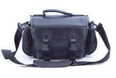 Zwarte zak Royalty-vrije Stock Foto's