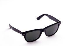 Zwarte Zonnebril Royalty-vrije Stock Afbeelding
