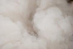 Zwarty dym Obrazy Stock