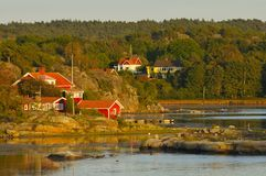 Zweden Stock Foto's