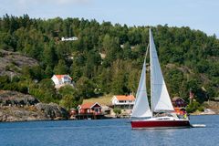 Zweden royalty-vrije stock afbeeldingen