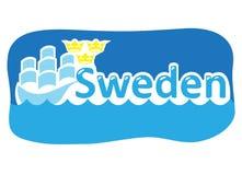 zweden Royalty-vrije Stock Foto's