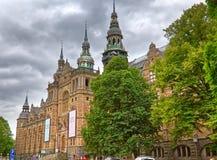 Zweeds Noords Museum stock foto's