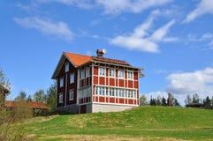 Zweedse architectuur Royalty-vrije Stock Afbeelding