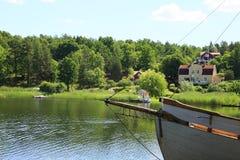 Zweedse indrukken Royalty-vrije Stock Foto