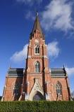 Zweedse kerk Royalty-vrije Stock Foto's