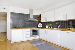Zweedse keuken Royalty-vrije Stock Foto's