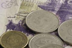 Zweedse munt Royalty-vrije Stock Fotografie