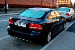 ZWEEDSE SAAB-AUTO Stock Foto