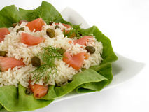 Zweedse salade Royalty-vrije Stock Afbeelding