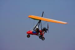 Zweefvliegtuig Royalty-vrije Stock Afbeeldingen