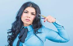 Zweepinstrument Wimperuitbreiding tweezer Het professionele hulpmiddel van Cosmetic van de make-upkunstenaar tweezer Het concept  royalty-vrije stock foto's