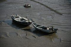 Zwei Boote Lizenzfreies Stockbild