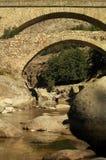 Zwei Brücken Stockbilder