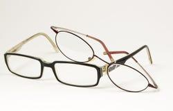 Zwei Brillen Lizenzfreies Stockfoto