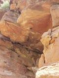 Zwei Buttes schaukeln W?nde atemberaubend Sch?ner Anblick Colorados, den Sie sehen m?ssen! stockfotografie