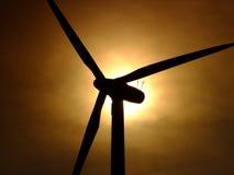 Zwei Energiequellen Stockfotografie