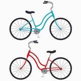 Zwei Fahrräder Stockfotografie