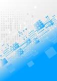 Zwei-farbiger heller Hintergrund Vektor Abbildung