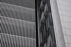 Zwei Fassaden Lizenzfreie Stockfotos