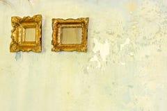 Zwei Felder Lizenzfreie Stockbilder