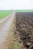 Zwei Felder Lizenzfreies Stockfoto
