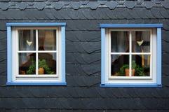 Zwei Fenster Lizenzfreie Stockfotografie