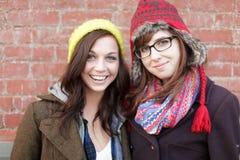 Zwei Freunde Lizenzfreie Stockbilder