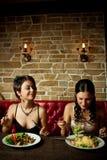Zwei Freundinnen Lizenzfreie Stockfotografie
