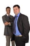 Zwei Geschäftsmänner Lizenzfreie Stockbilder