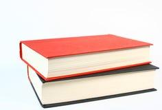Zwei gute Bücher Stockfotos
