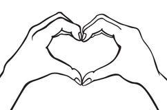 Herz Ich Liebe Dich Buntes Farbenspritzen Vektor Abbildung