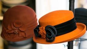 Zwei Hüte lizenzfreies stockfoto