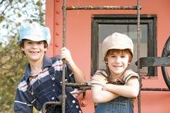 Zwei Ingenieure Lizenzfreies Stockfoto
