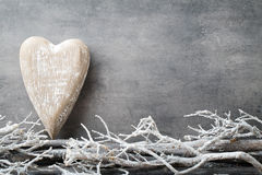 Zwei Innere Valentine Day-Grußkarten Stockbilder