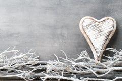 Zwei Innere Valentine Day-Grußkarten Stockfoto