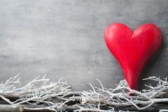 Zwei Innere Valentine Day-Grußkarten Lizenzfreie Stockbilder