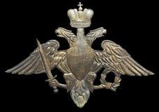 Zwei-köpfiger russischer Adler Lizenzfreie Stockfotografie