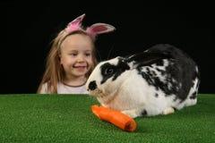 Zwei Kaninchen Stockfotografie