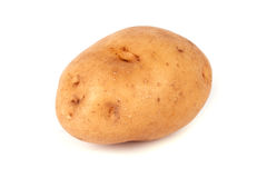 Zwei Kartoffeln lizenzfreie stockfotografie