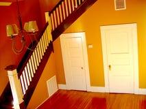 Zwei kleine Türen Stockfotografie