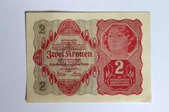 Zwei kronen Lizenzfreie Stockbilder