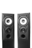 Zwei Lautsprecher Lizenzfreies Stockfoto