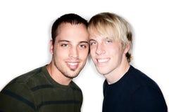 Zwei Männer lizenzfreies stockfoto