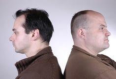 Zwei Männer III Stockfotos