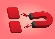 Zwei Magnetplatten Lizenzfreie Stockbilder