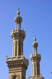 Zwei Minaretts Moschee, Port Said, Ägypten Stockfotos