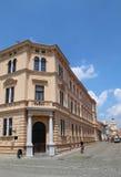 Zwei Nobelpreis-Laureat-Gesamtschule lizenzfreie stockbilder